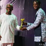 NSA 2020 : Hon Stephen Amoah(MASLOC) honoured as CEO of the Year