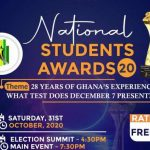KNUST HOST CLIQAFRIQ NATIONAL STUDENTS' AWARDS 2020